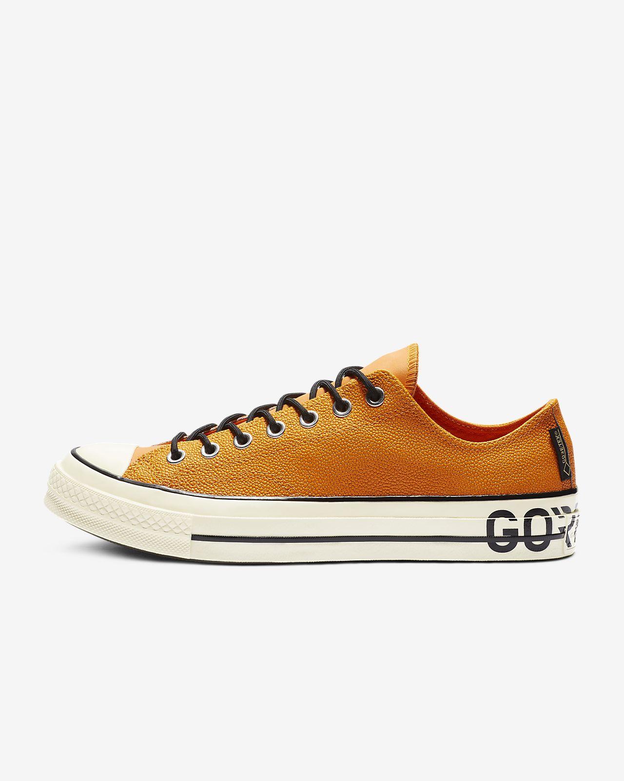 Chuck 70 GORE-TEX Leather Low Top Unisex Shoe