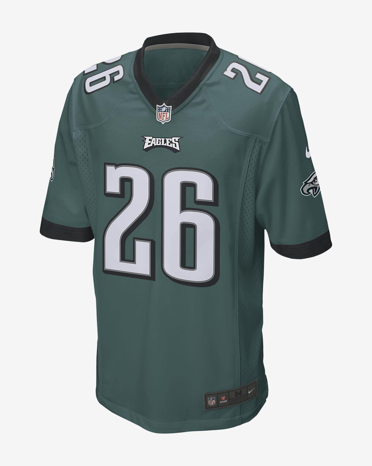 NFL Philadelphia Eagles (Jay Ajayi) férfi amerikaifutball-mérkőzésmez