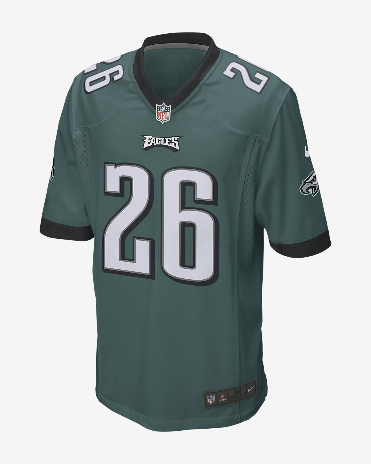 Pánský zápasový dres na americký fotbal NFL Philadelphia Eagles (Jay Ajayi)
