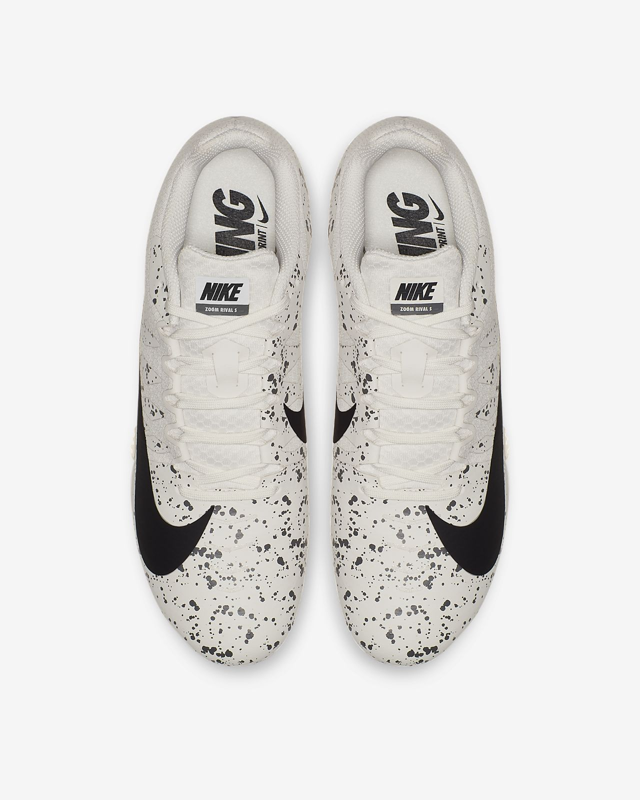 uk availability 9227b e9108 ... Scarpa chiodata per atletica Nike Zoom Rival S 9 - Unisex