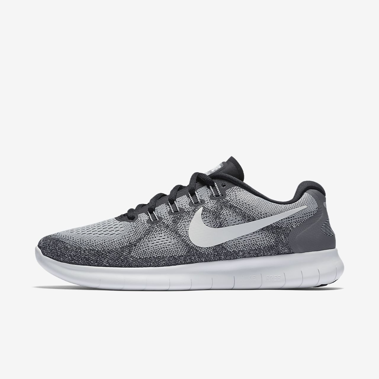 Nike Free Chemise Vichy Noir Et Blanc 2.0 Hommes