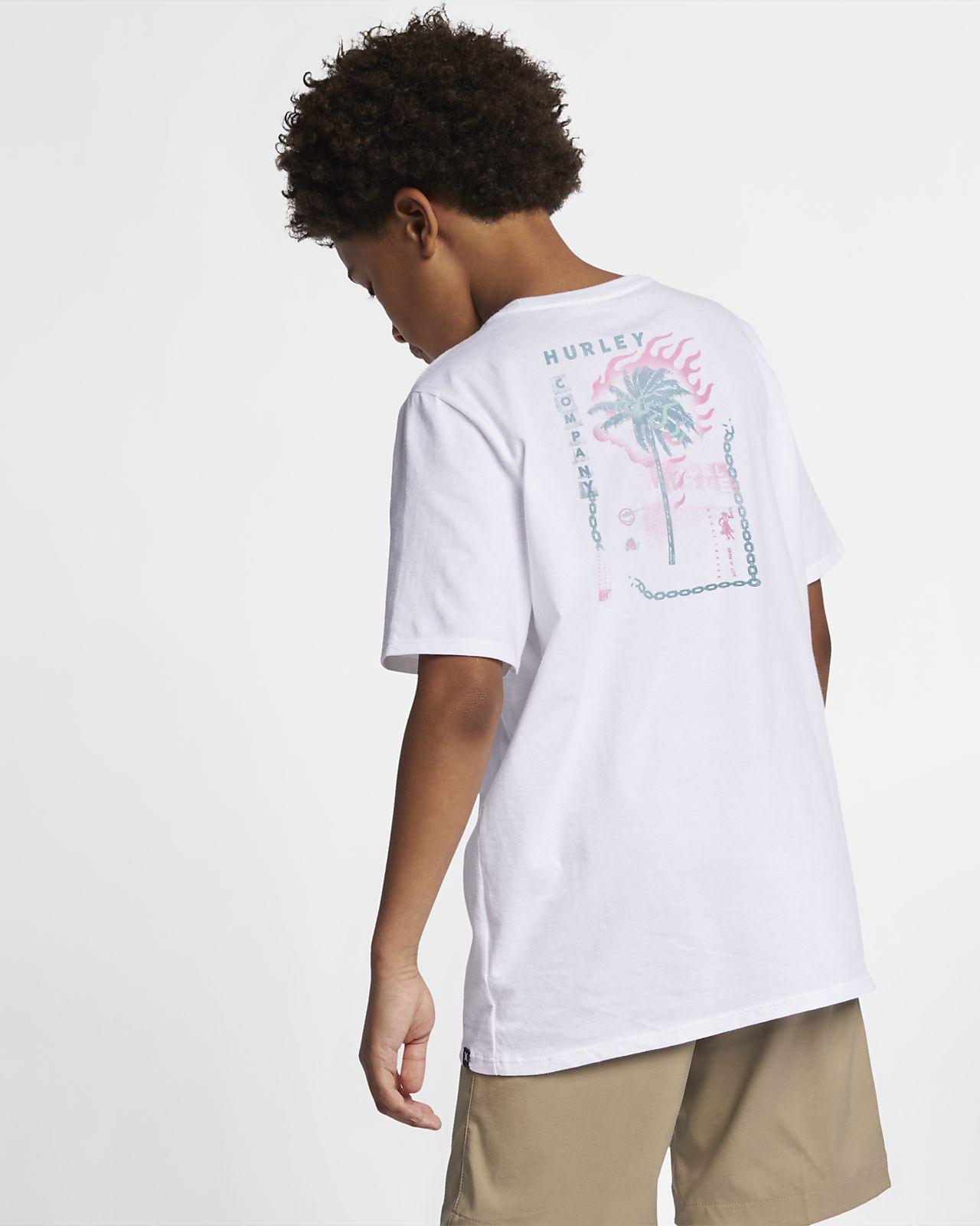 Hurley Burn Baby Boys' T-Shirt