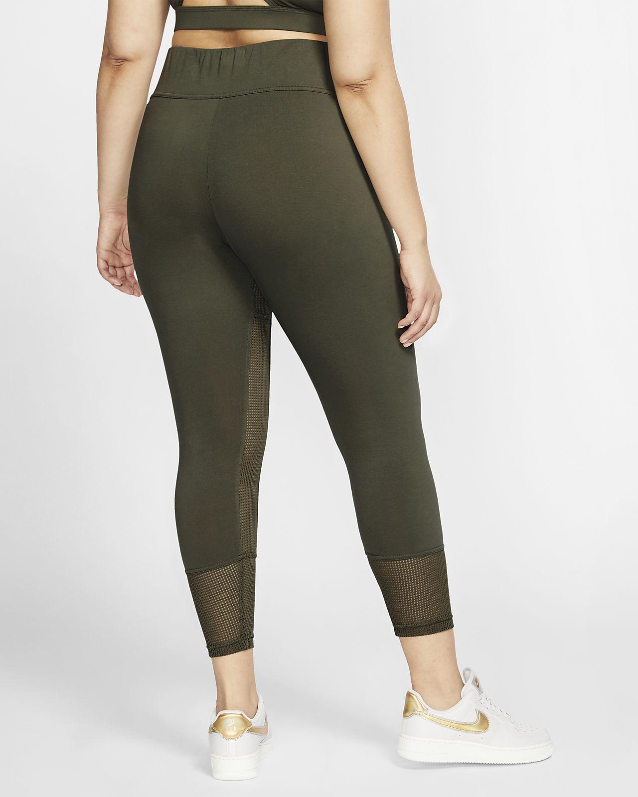 2fba99ddf02672 Low Resolution Nike Sportswear Women's Mesh Leggings (Plus Size) Nike  Sportswear Women's Mesh Leggings (Plus Size)