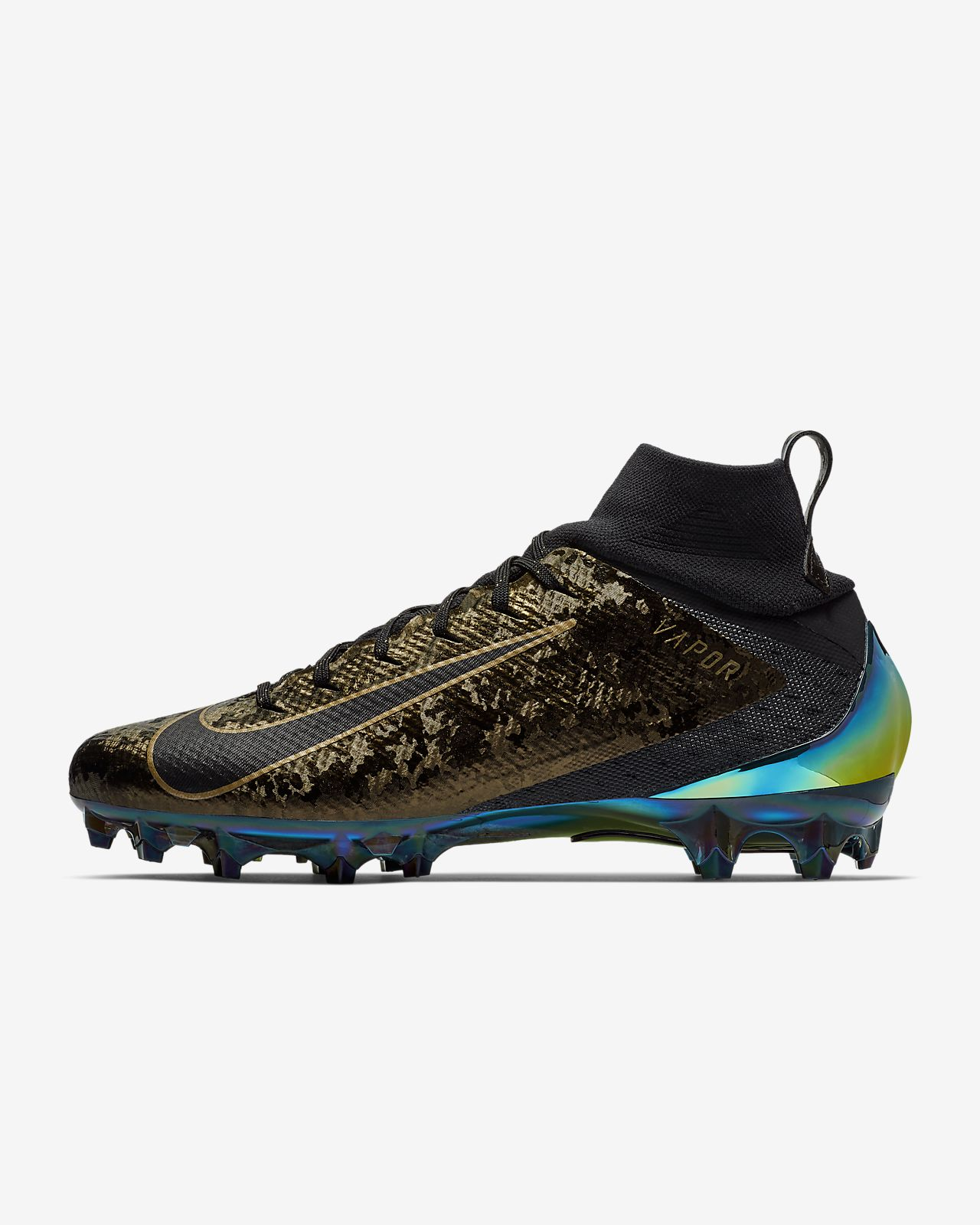 e1b8f98d5 Vapor Untouchable Pro 3 PRM Football Cleat. Nike.com