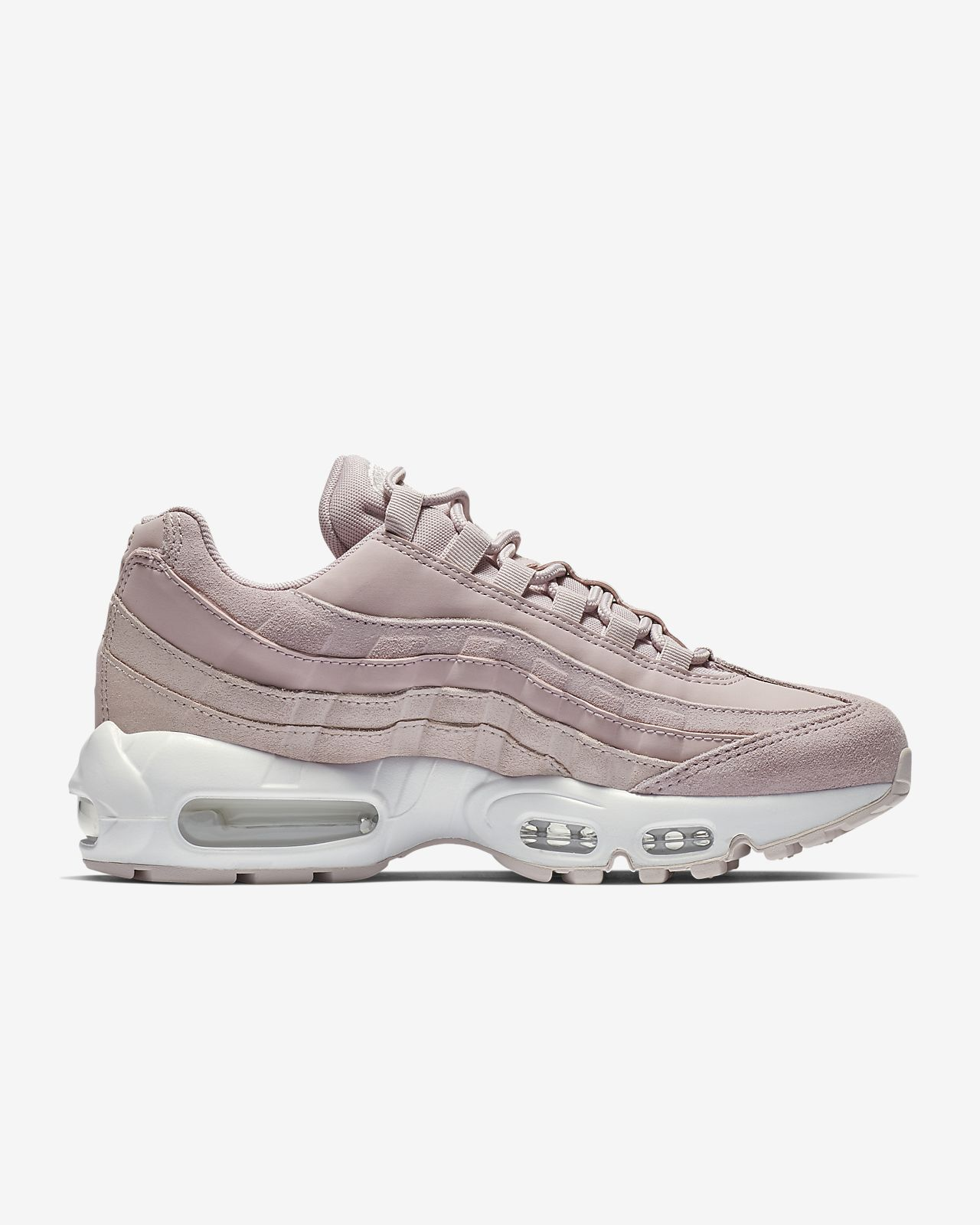 0867a85a3f17 Nike Air Max 95 Premium Women s Shoe. Nike.com AT