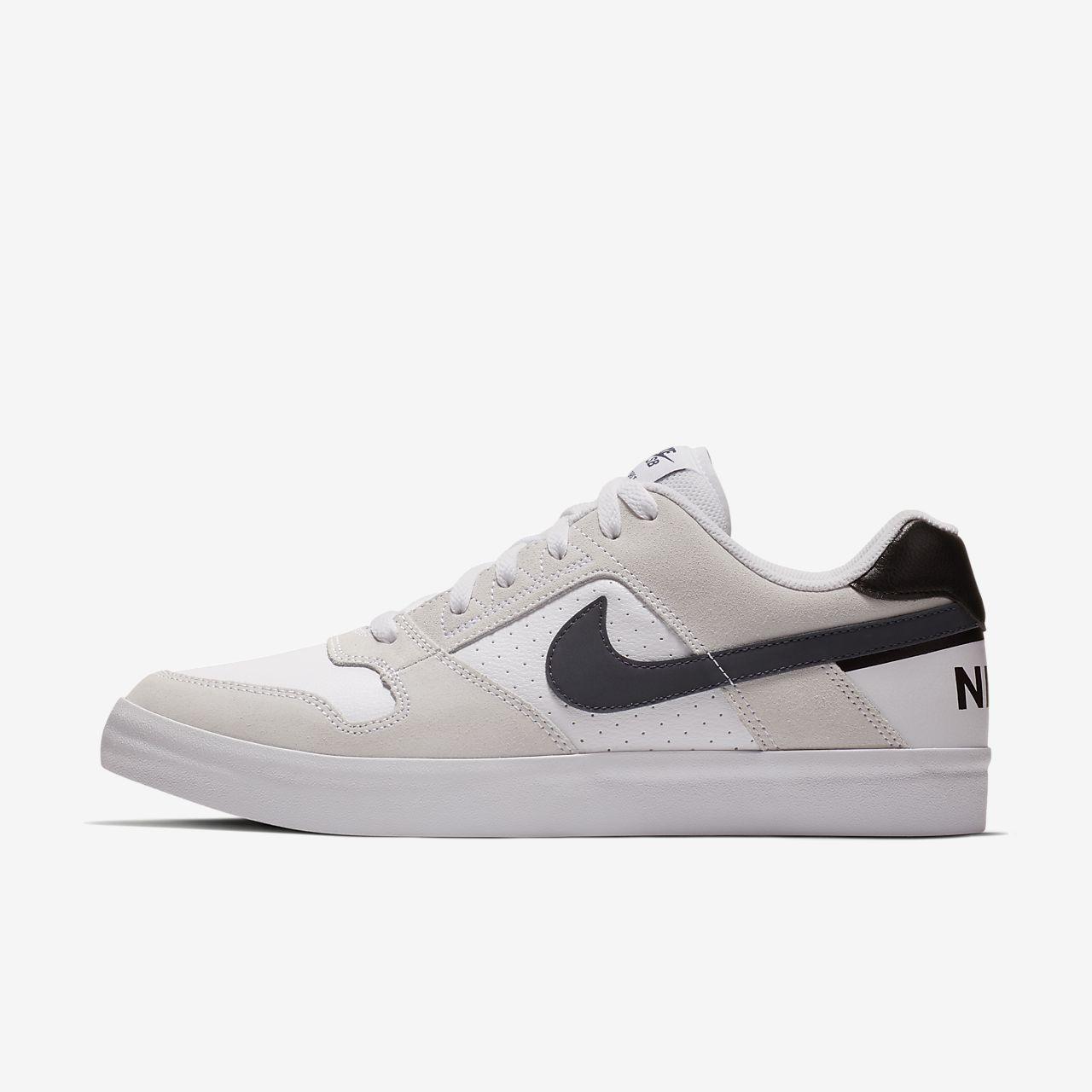 Mens Black Suede Nke Sb Shoes Size