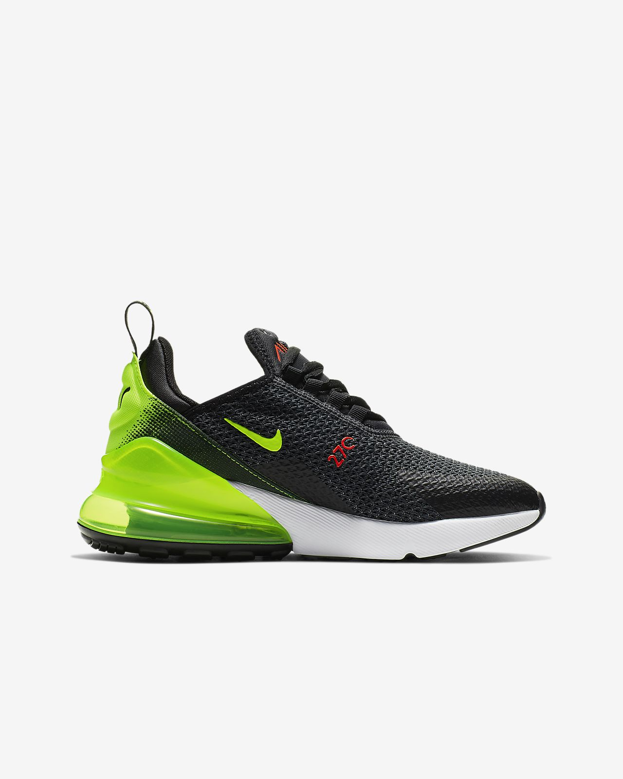 lowest price 9e602 ddc4b ... Nike Air Max 270 Older Kids  Shoe