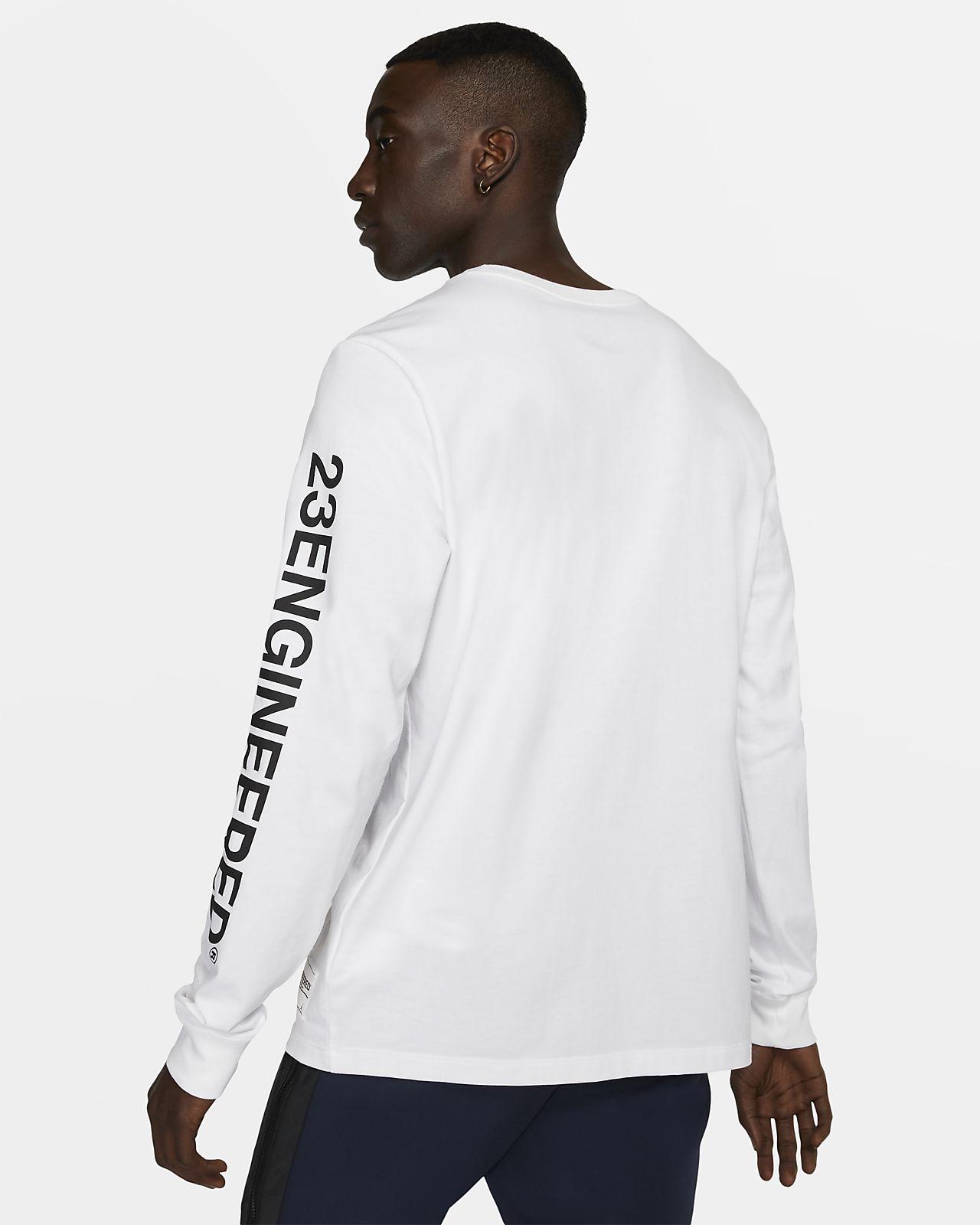 footwear wholesale sales outlet on sale Jordan 23 Engineered Men's Long-Sleeve T-Shirt