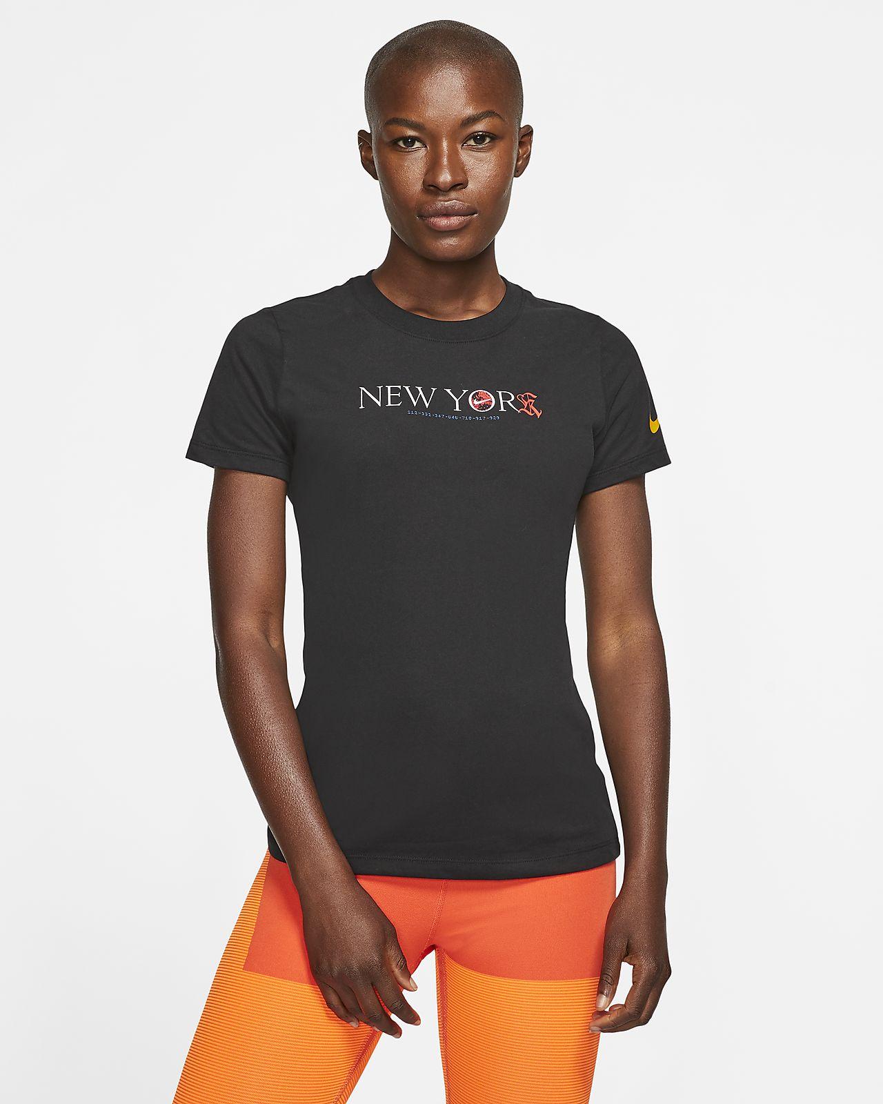 Nike Dri-FIT NYC Women's Running T-Shirt