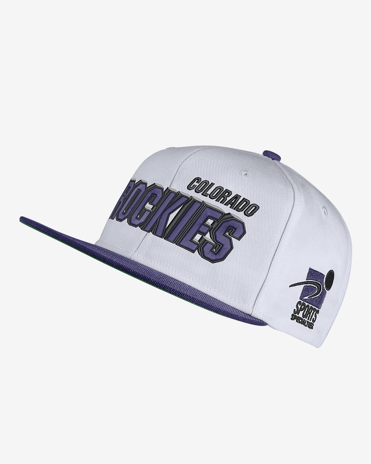Nike Pro Sports Specialties (MLB Rockies) Hat. Nike.com 9b8a2e745cd