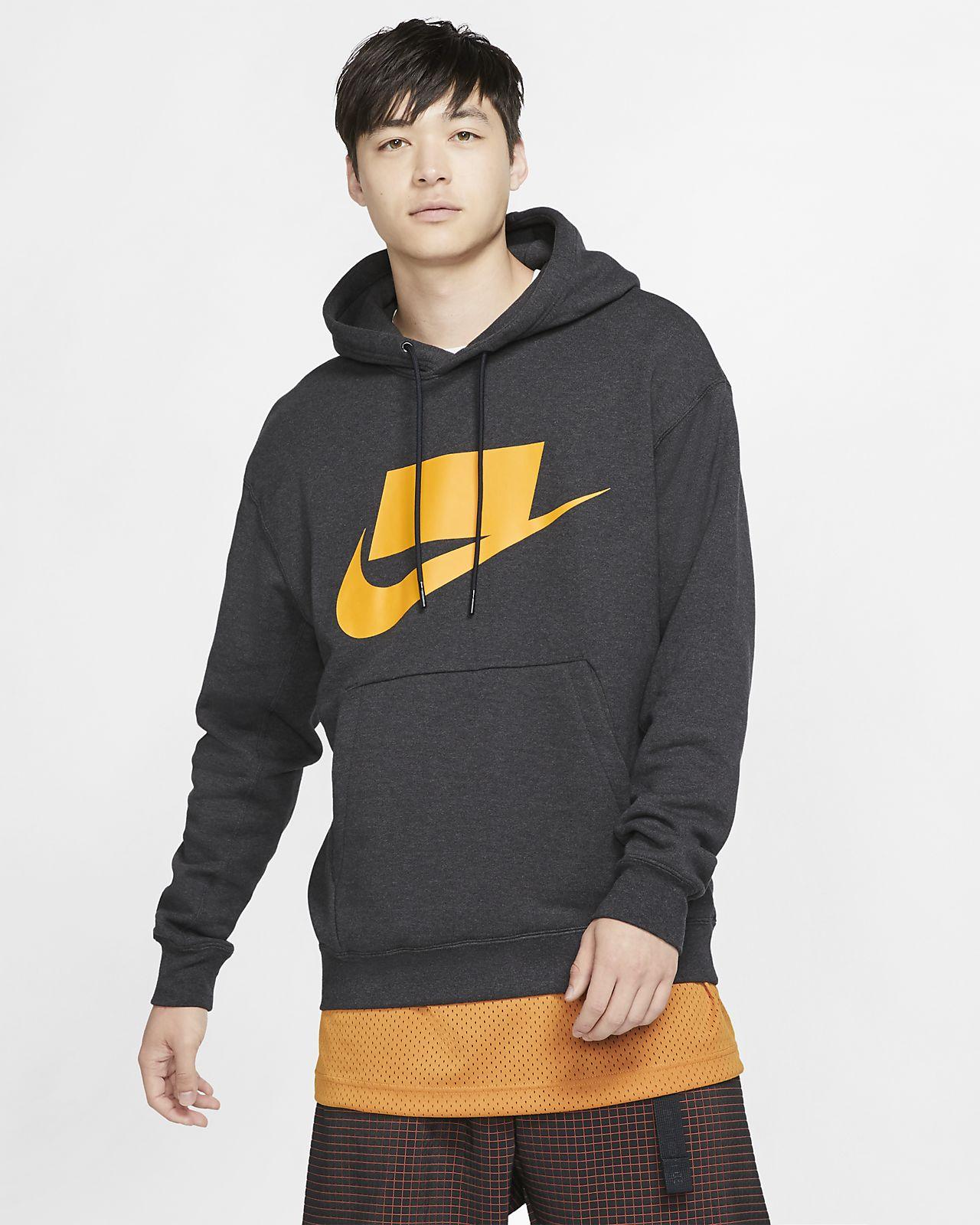 Nike Sportswear Nike Sport Pack 男款法國毛圈布套頭連帽上衣