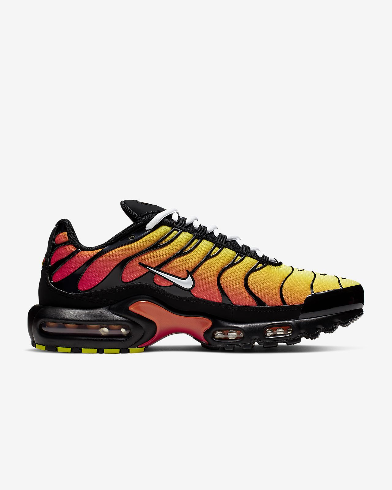 Nike Men's Air Max Plus BlackSandAnthraciteDesert Sand