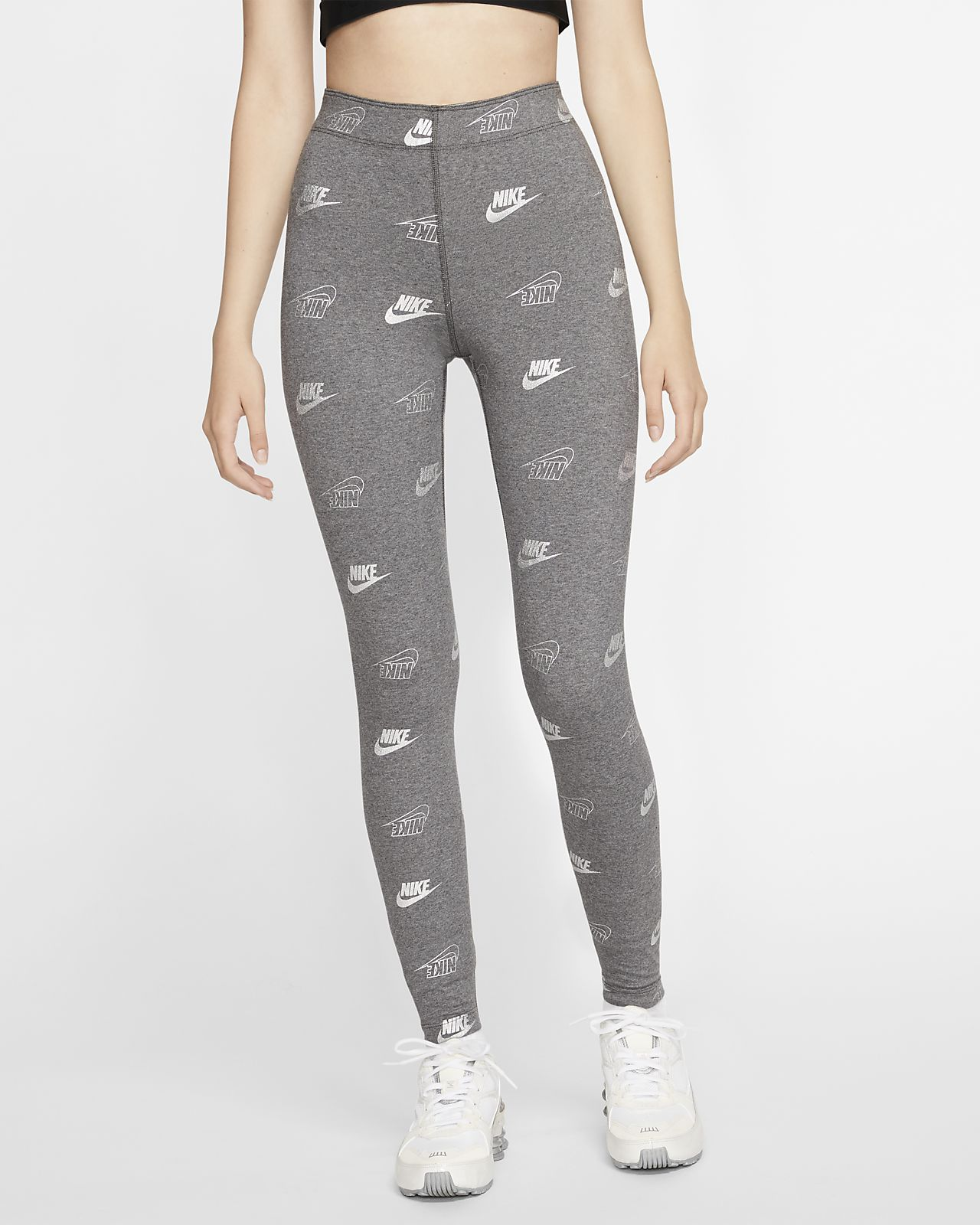 Nike Sportswear Damen Leggings mit Print