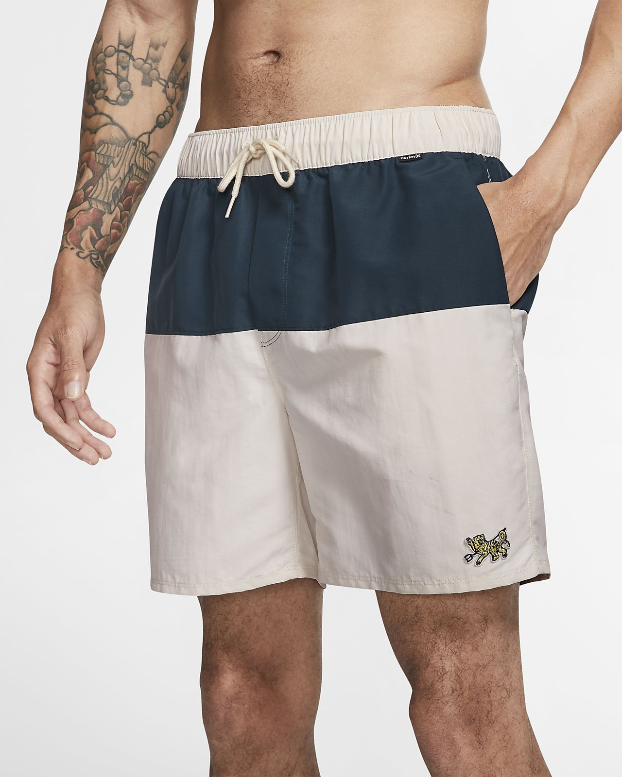 """Hurley Trident Volley Men's 17"""" Shorts"""