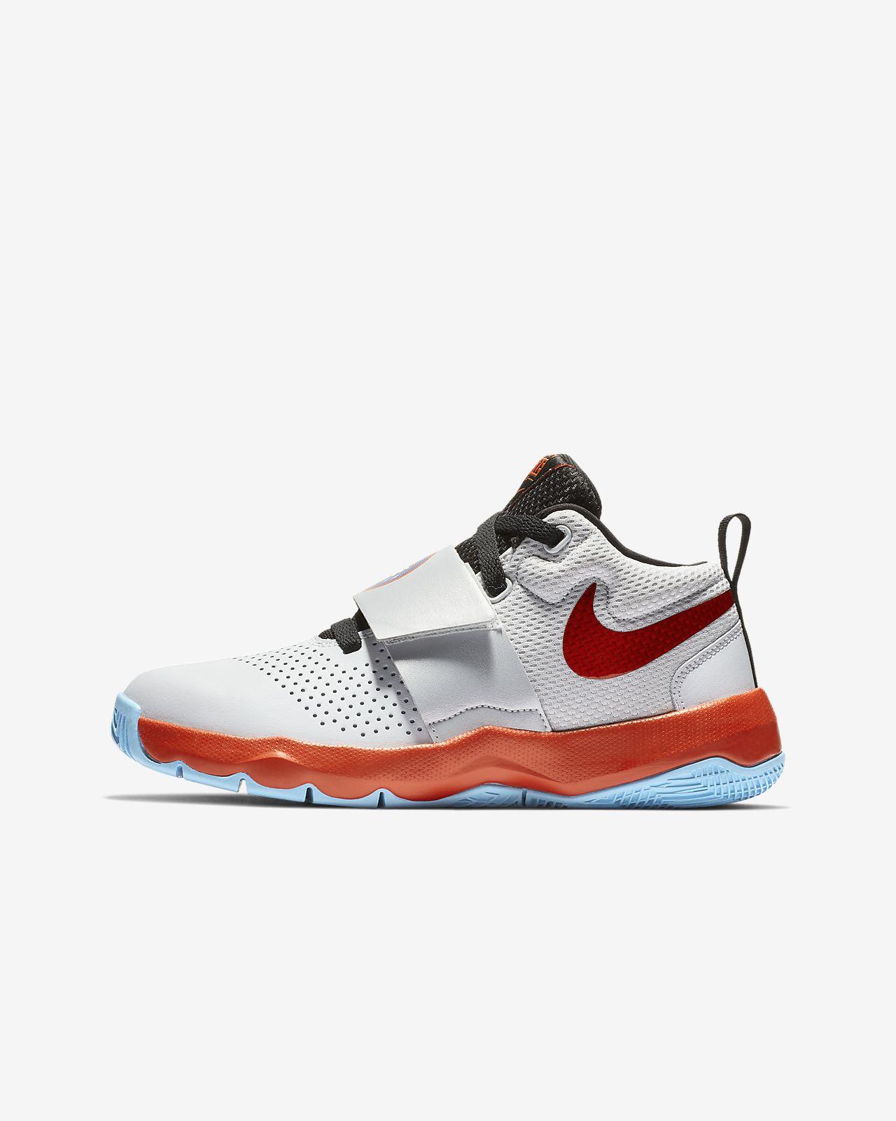 san francisco 8284e c1c0e ... Chaussure de basketball Nike Team Hustle D 8 SD pour Enfant plus âgé