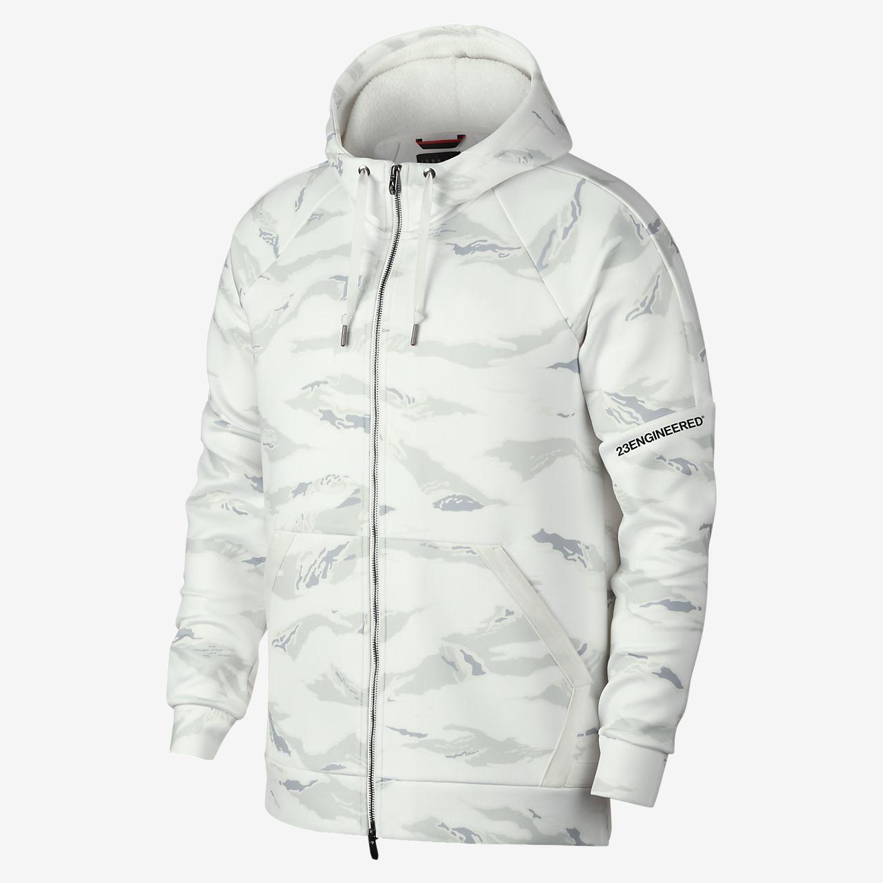 5bf84ee064f187 Jordan Sportswear Flight Tech Men s Camo Full-Zip Hoodie. Nike.com BE