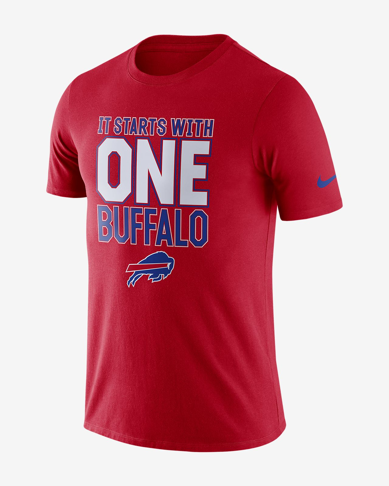 Nike Dri-FIT (NFL Bills) Men's T-Shirt