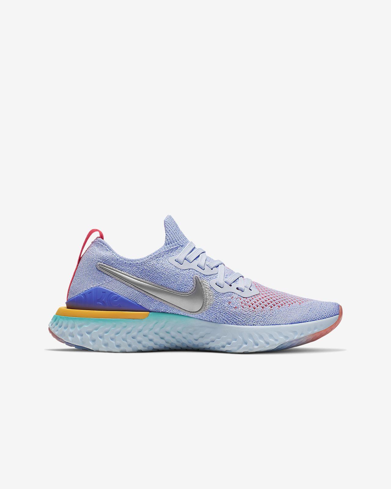 best service 26eda 004ae ... Chaussure de running Nike Epic React Flyknit 2 pour Enfant plus âgé