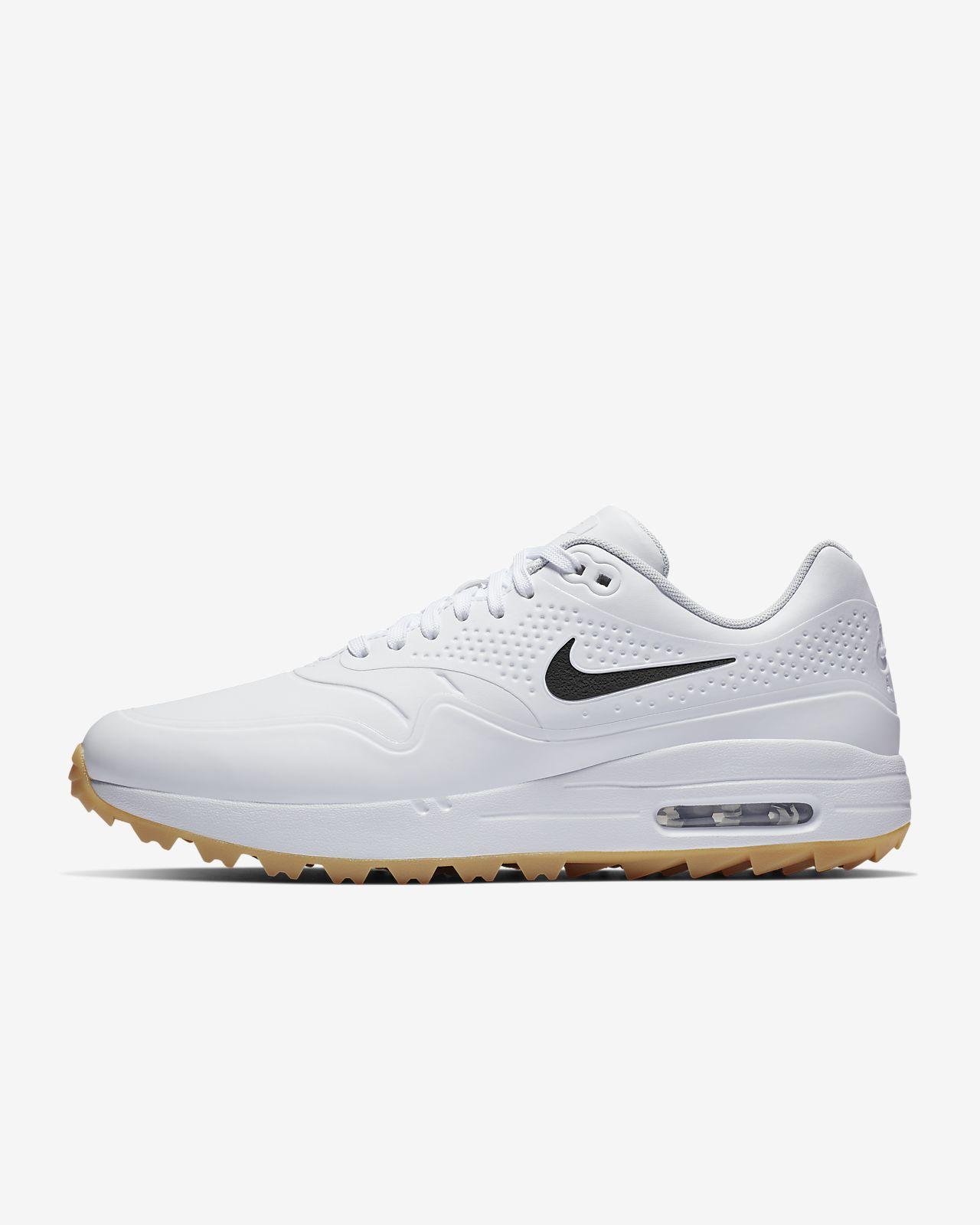 sports shoes 46c26 095a7 ... Chaussure de golf Nike Air Max 1 G pour Homme