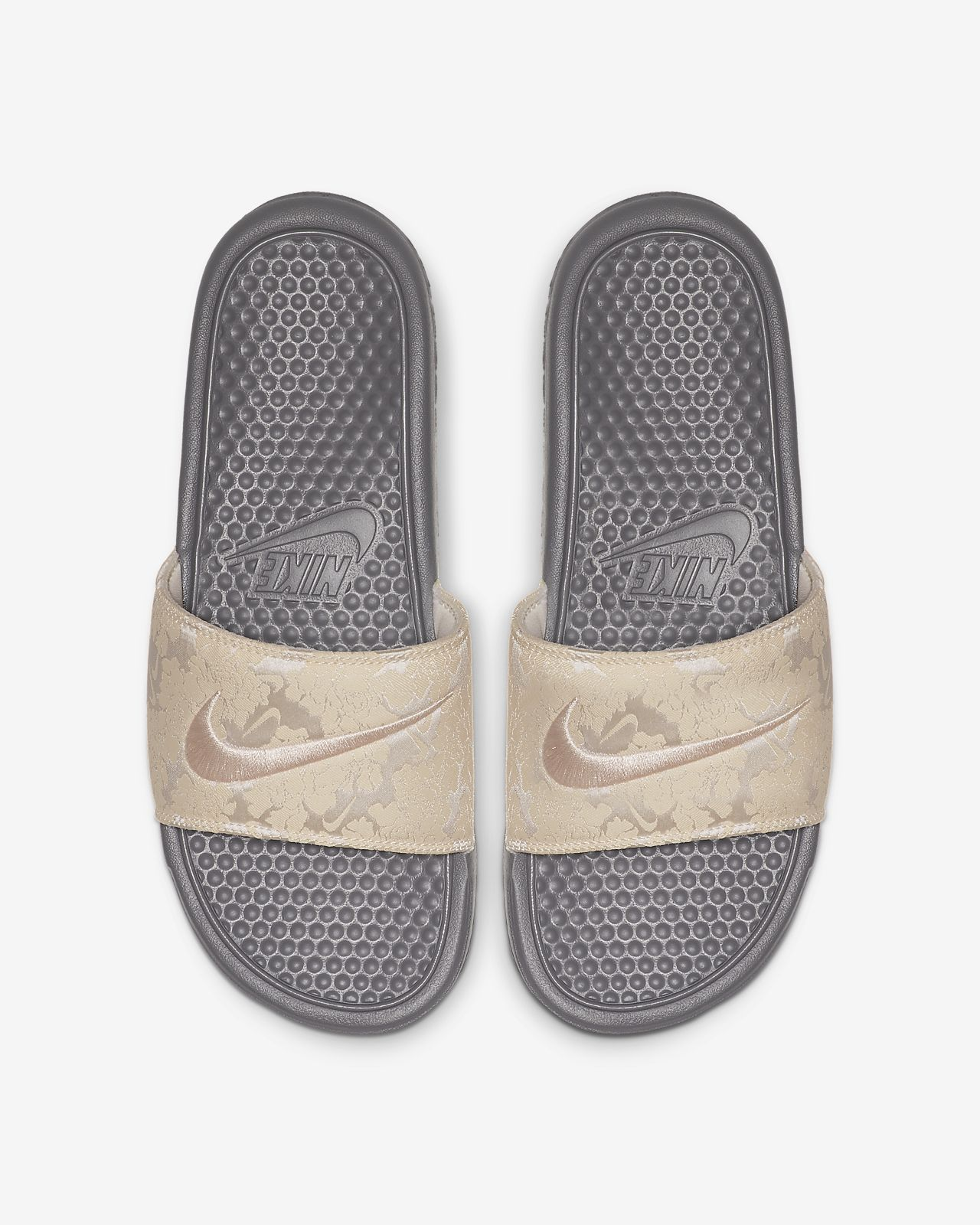 Nike Benassi JDI TXT SE-badesandal til kvinder