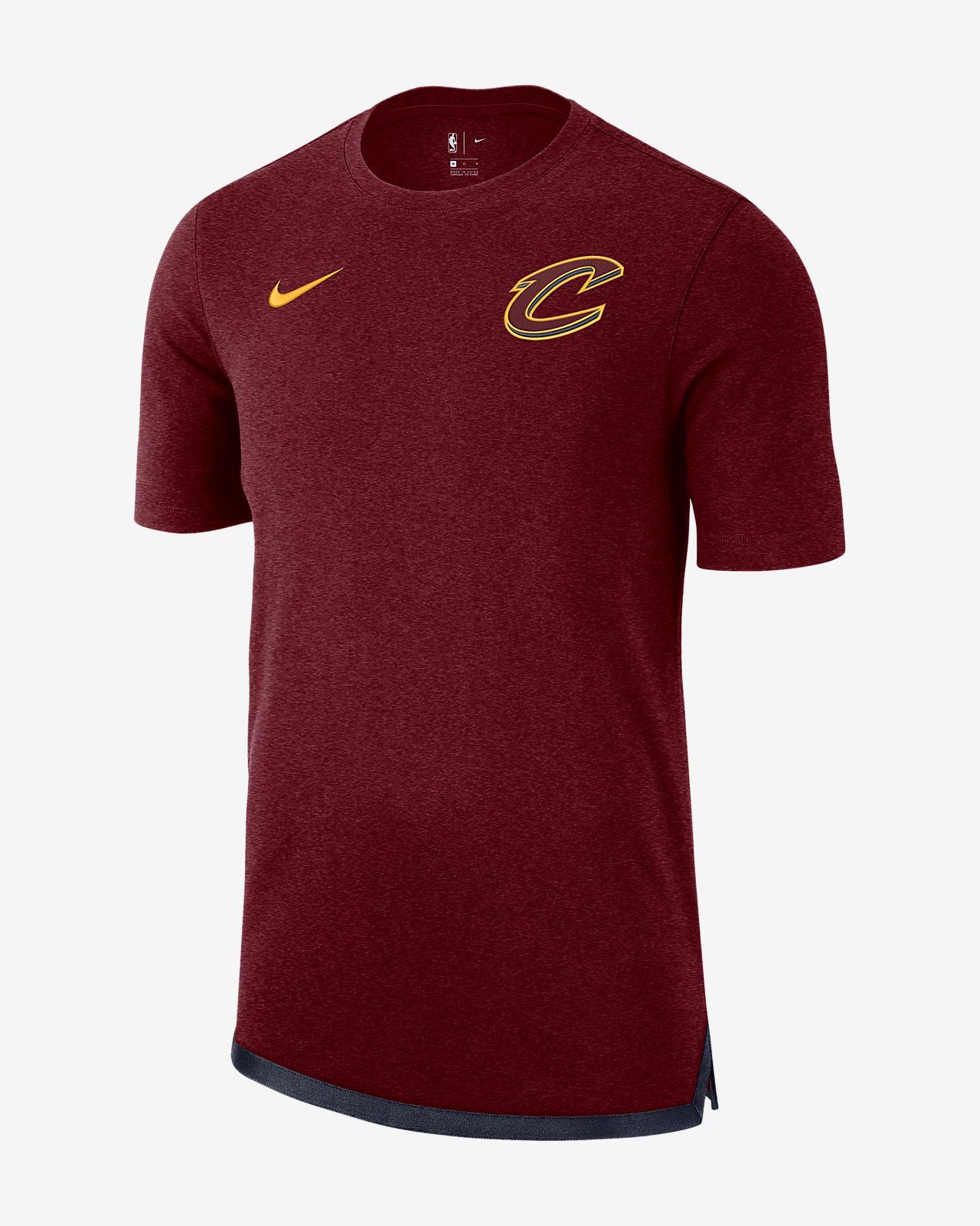 เสื้อ NBA ผู้ชาย Cleveland Cavaliers Nike