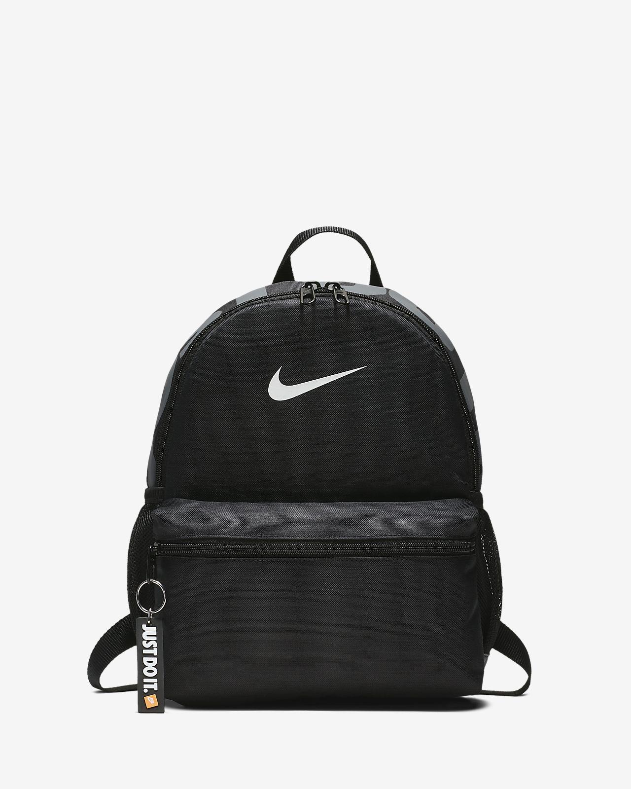 1e18b183b917 Nike Brasilia Just Do It Kids  Backpack (Mini). Nike.com CA