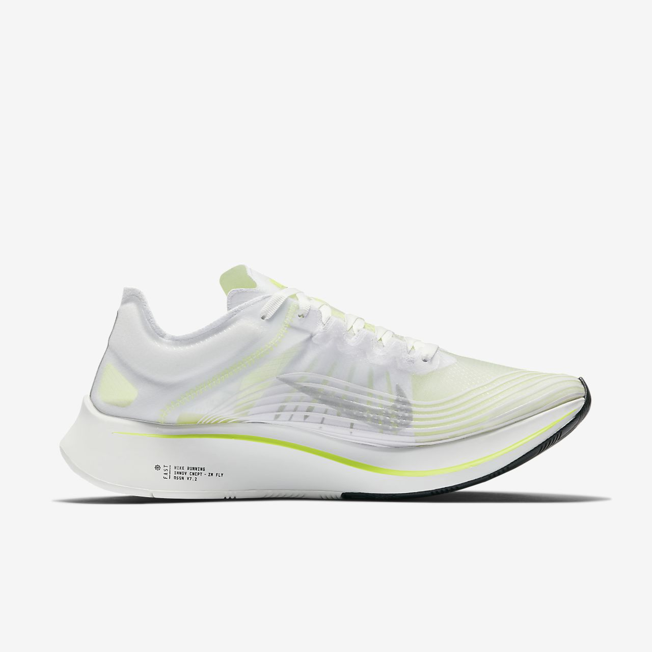Zoom Fly SP sneakers - White Nike TJcyOqc