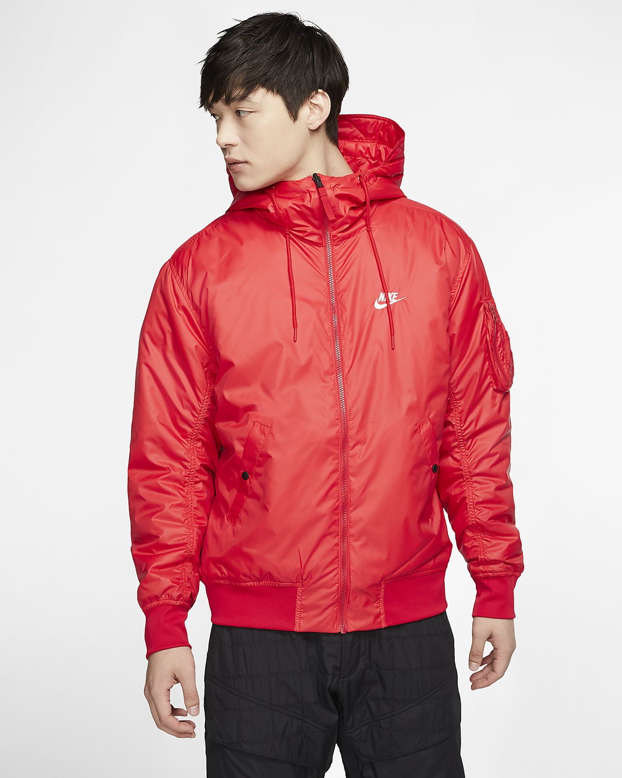 Nike Sportswear Windrunner Men's Reversible Hooded Jacket