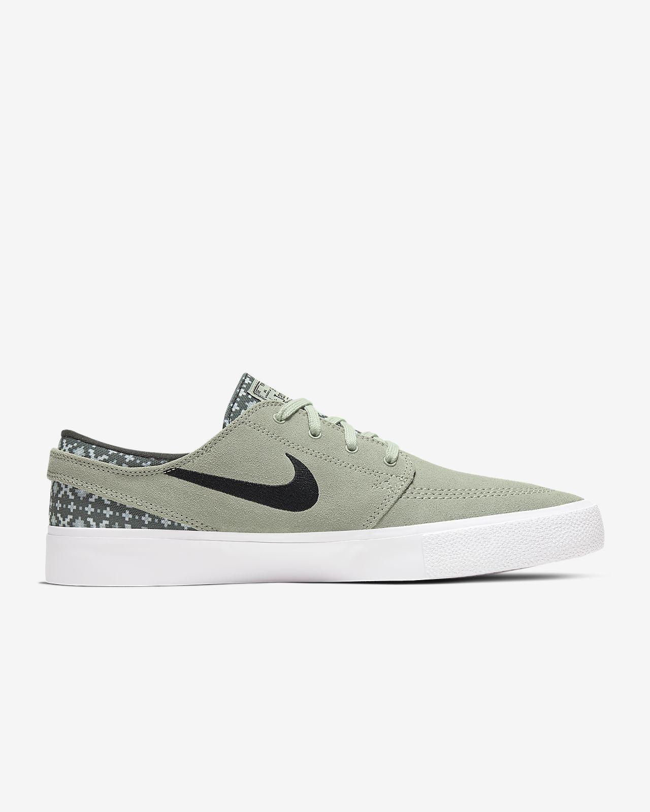 premium zoom skateboard scarpe stefan janoski nike da sb
