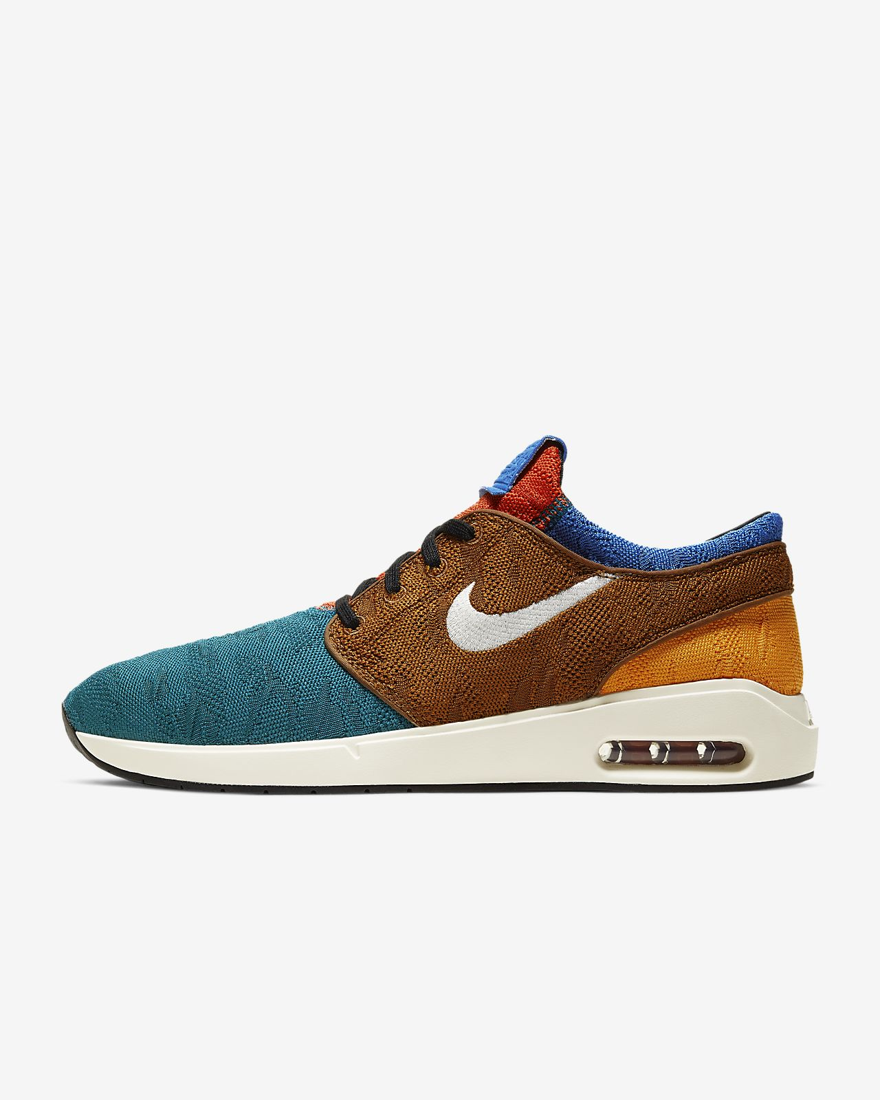 nike sb air max stefan janoski 2 men 39 s skate shoe. Black Bedroom Furniture Sets. Home Design Ideas