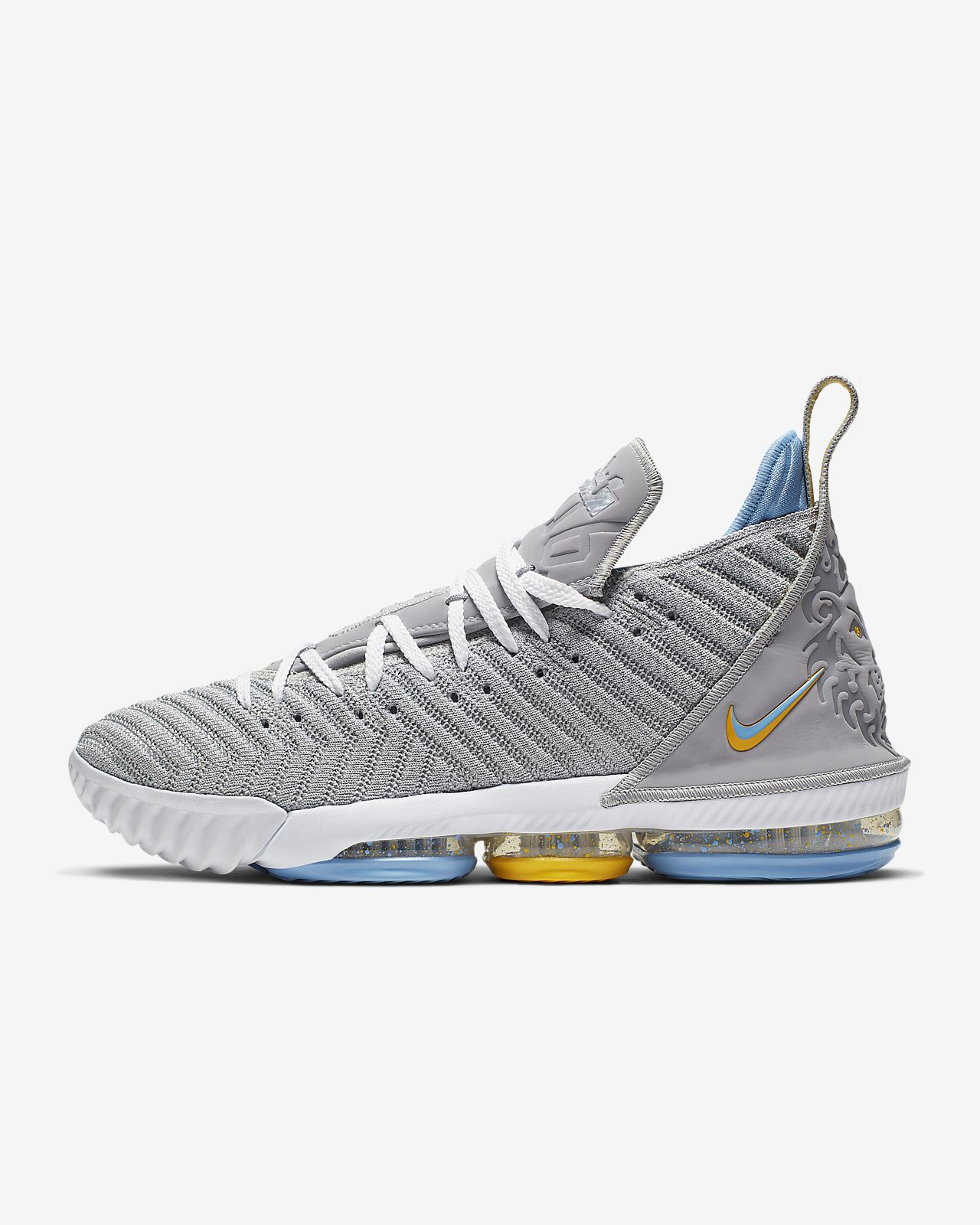 84e68bb32f8 LeBron XVI Men's Basketball Shoe. Nike.com