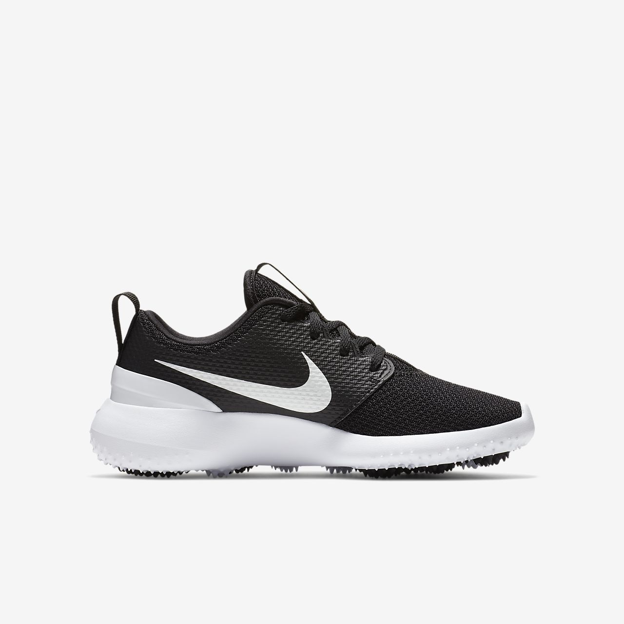 check out b0746 f9d17 ... Nike Roshe Jr. Younger Older Kids  Golf Shoe