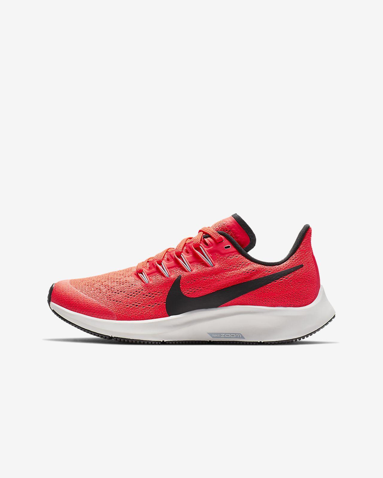 Calzado de running para niños talla pequeña/grande Nike Air Zoom Pegasus 36