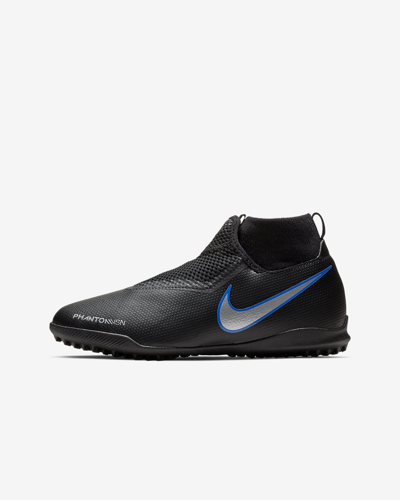 ... Nike Jr. Phantom Vision Academy Dynamic Fit Younger Older Kids  Turf Football  Shoe 759691e2e