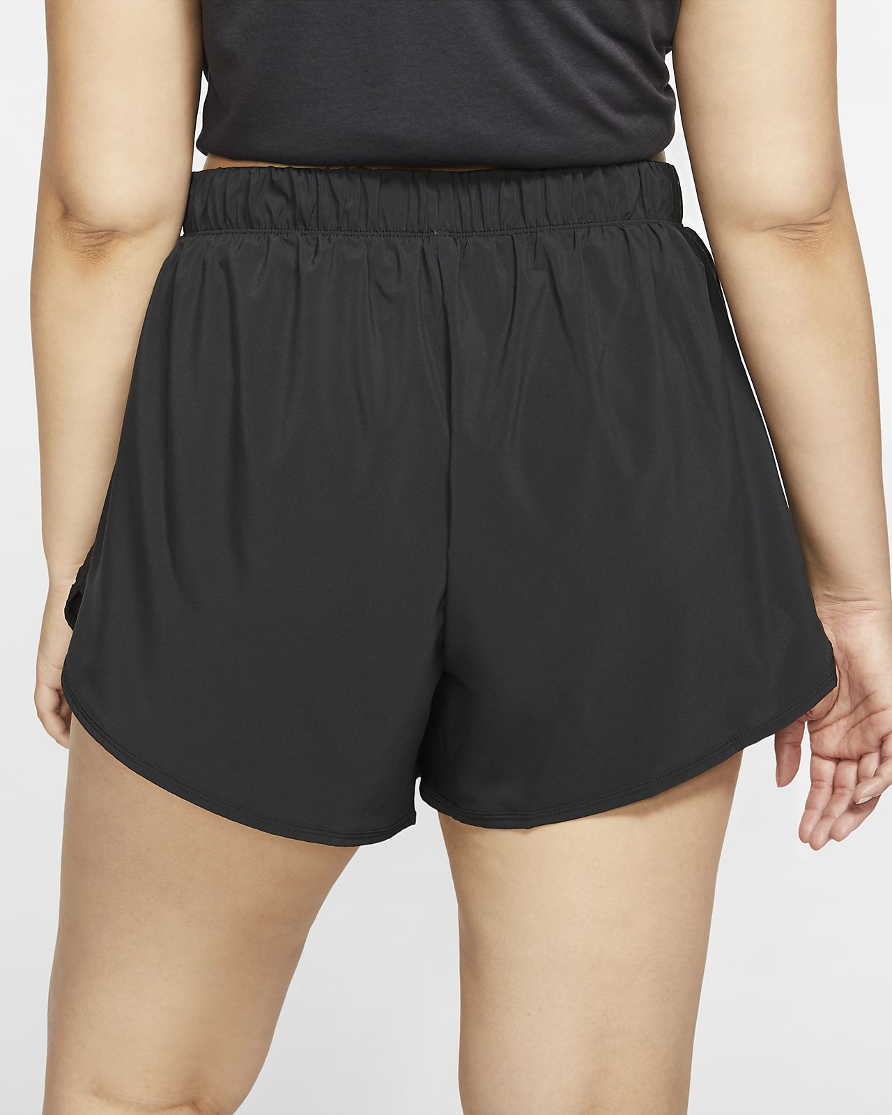 huge selection of e1be5 566a1 ... Nike Flex Women s 2-in-1 Training Shorts (Plus Size)