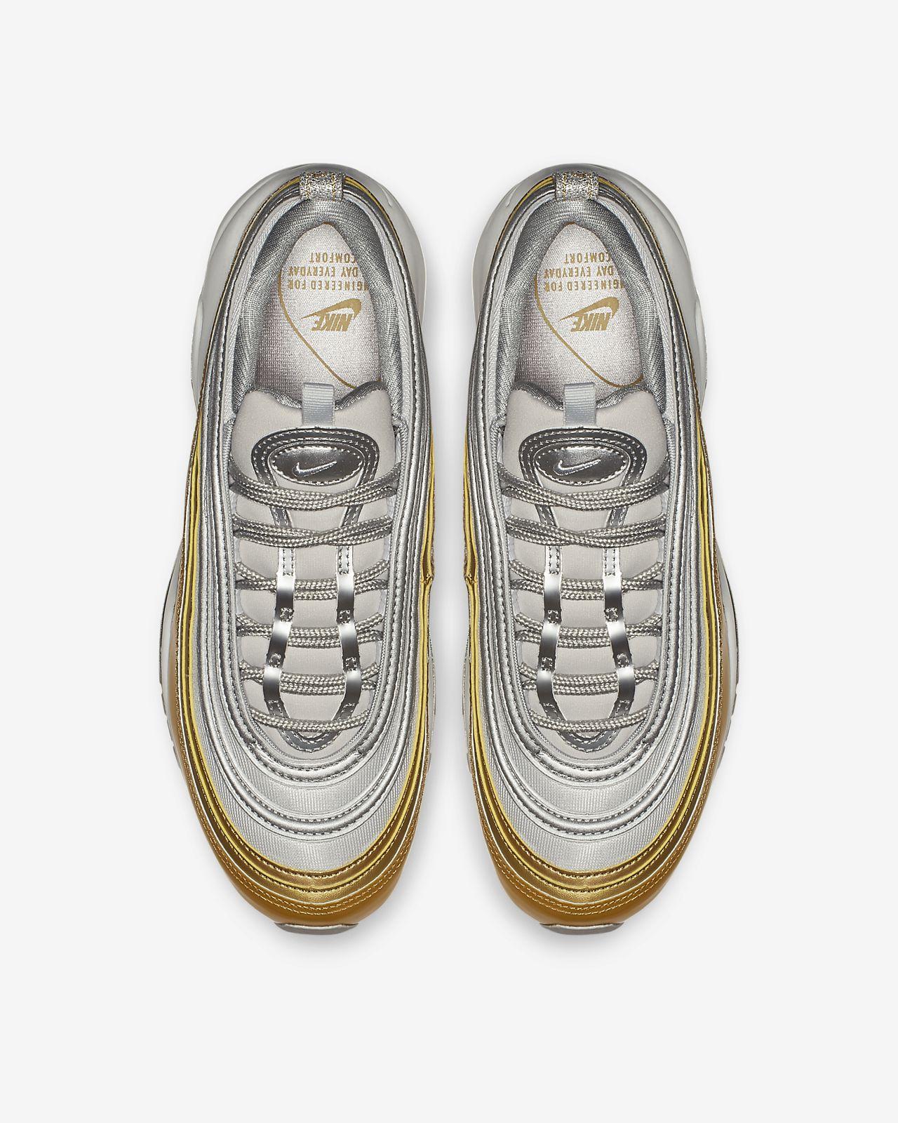 Max Shoe 97 Air Women's Metallic Se Nike WEDHI92