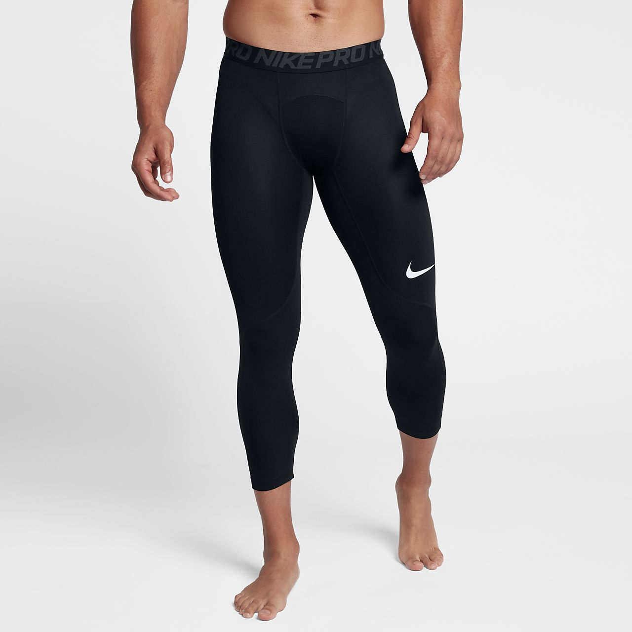 b60fa5975 Nike Pro Men's 3/4 Training Tights. Nike.com GB