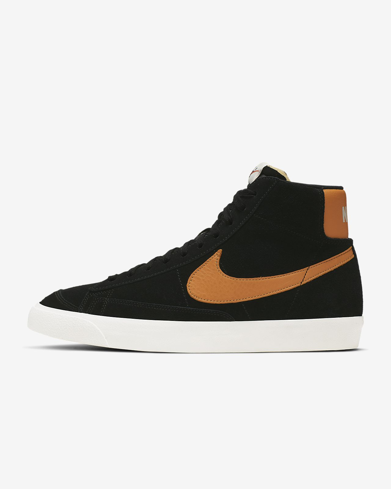 Parfait Nike Blazer Vintage Suede Low Orange Rouge Mid Femme Magasin Officiel