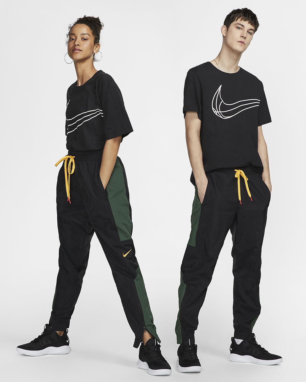 Nike-basketballbukser