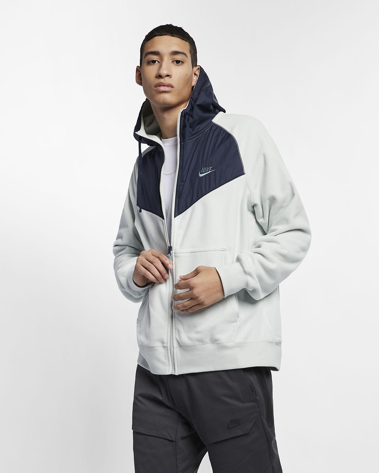 473fdf02e3ee Nike Sportswear Men s Full-Zip Hoodie. Nike.com