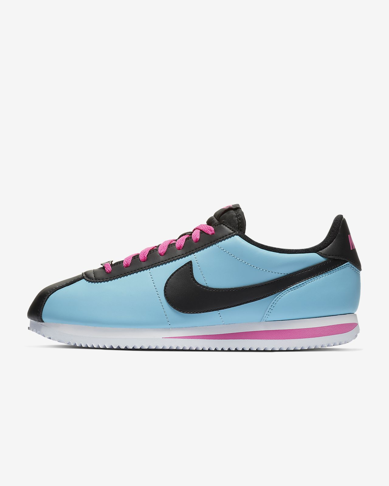 Nike Cortez Basic Leather Men's Shoe