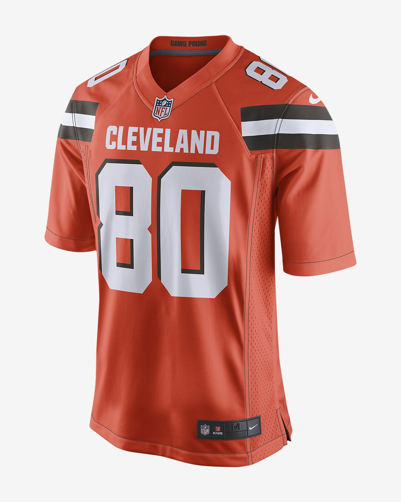 NFL Cleveland Browns Game Jersey (Jarvis Landry) Men s Football ... 6e13bef1e