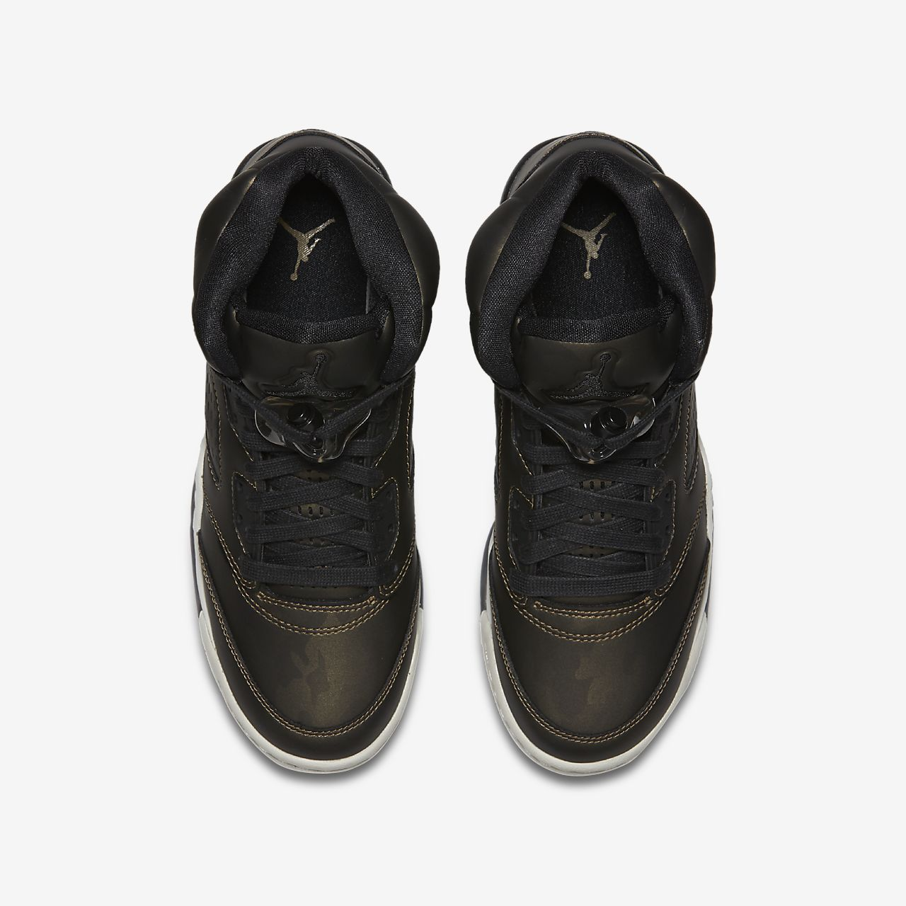 hot sale online 5aaee 4251a Air Jordan 5 Retro Premium Heiress Collection Older Kids' Shoe. Nike ...
