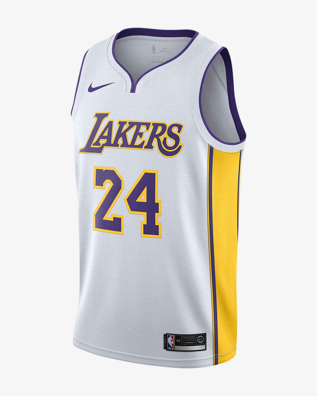 Men s Nike NBA Jersey. Kobe Bryant Icon Edition Swingman (Los Angeles Lakers ) c6608ac47