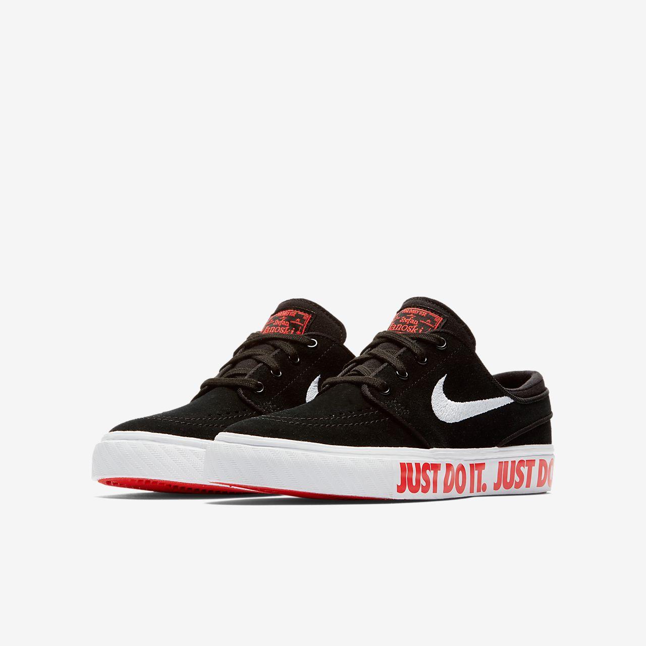 Nike SB Stefan Janoski JDI gördeszkás cipő nagyobb gyerekeknek