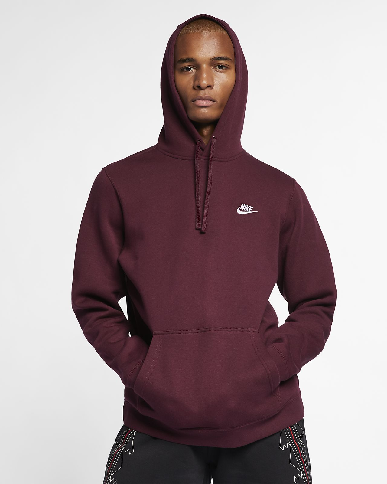 À Fleece Pour Sweat Xuxbxfq Nike Capuche Homme Club Be Sportswear qqHZn6tgR