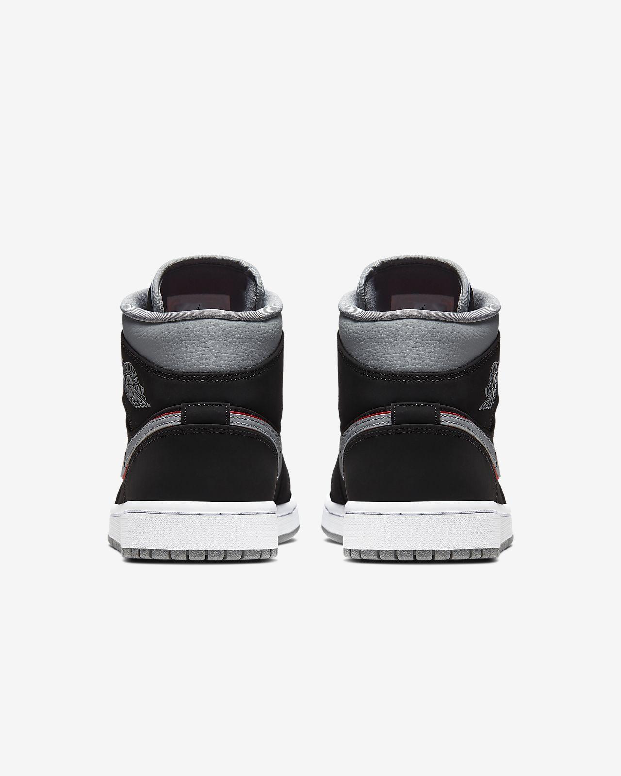 af7e563d9d5f5 Calzado para hombre Air Jordan 1 Mid. Nike.com MX