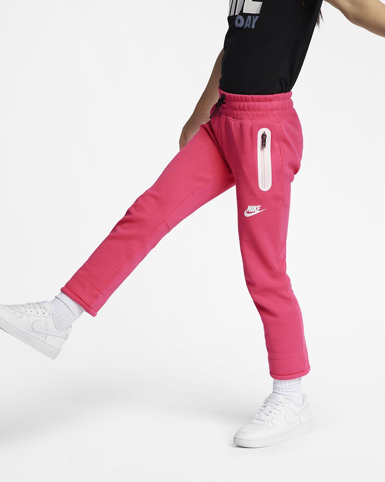 Παντελόνι Nike Sportswear Tech Fleece για μικρά παιδιά