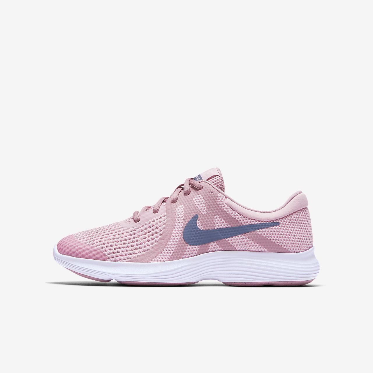 Pour Plus Chaussure Revolution Âgé Running Nike De Lu 4 Enfant XqXU4