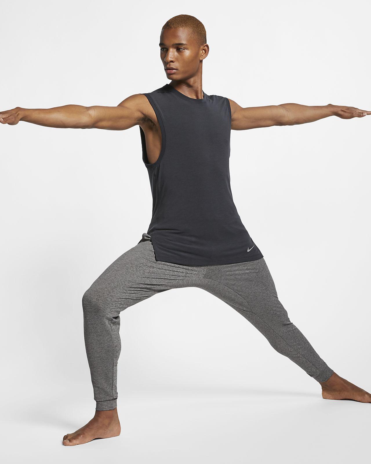 8f99c55e37 Nike Dri-FIT Men's Yoga Training Tank. Nike.com DK